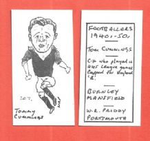 Barnsley Tommy Cummings 207